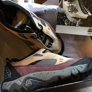Ecco shoes.